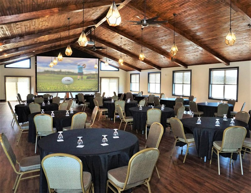 The Wilds Corporate Meeting Room